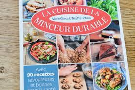 livre cuisine minceur livre la cuisine de la minceur durable éditions terre vivante