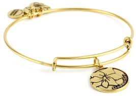 godmother bracelet alex and ani because i you godmother russian gold