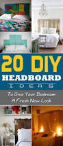 51 best diy home decor ideas images on pinterest pinterest diy 20 diy headboard ideas to give your bedroom a fresh new look