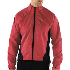mens hi vis cycling jacket sugoi zap versa reflective bike jacket with magnetized sleeves
