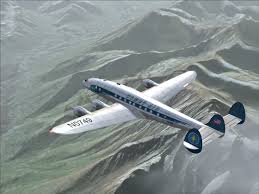Lockheed Constellation Interior Avsim Online Flight Simulation U0027s Number 1 Site