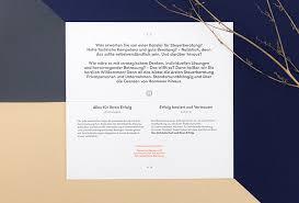 si e de bureau design arslan steuerberatung visual journal