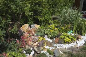 Colored Rocks For Garden 32 Backyard Rock Garden Ideas