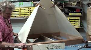 cutting angles on a table saw 790 compound angles for trapezoids table saw work station series