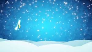 winter snowflakes falling motion background videoblocks