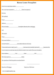room rental contract template free room rental agreement 11 free