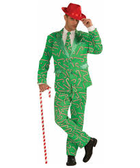 christmas suit candy suit christmas costume