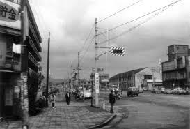 昭和30年代の大阪01 jpg the forgotten pinterest