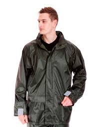 mens hooded waterproof jacket gents rain coat breathable cape mac