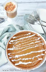 gluten free dairy free sweet potato pie with gingersnap crust is a