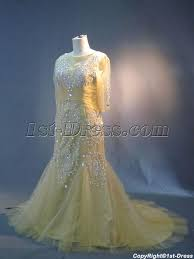 champagne plus size mother of bride dresses with sleeves img 3021