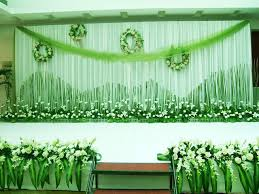 wedding backdrop green aliexpress buy 3m 6m wedding stage curtain green wedding