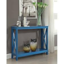 convenience concepts oxford console table convenience concepts oxford console table