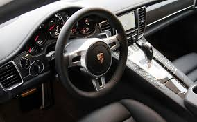 porsche dashboard quality porsche panamera turbo s widescreen wallpapers