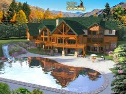 Mansion Floor Plans Free Free Log Homes Floor Plans Home Plan
