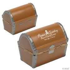 ariel treasure chest stress reliever