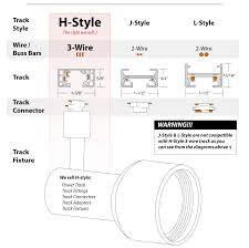 Mr16 Track Light Fixtures Track Lighting Styles H Style J Style L Style
