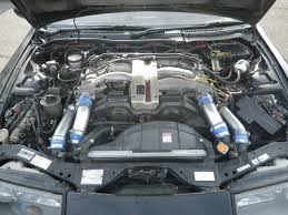 fairlady z engine 1989 nissan fairlady z 300zx twin turbo black fed legal imports