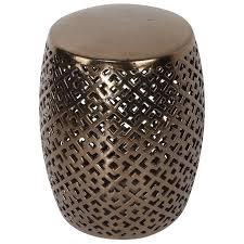 10 carnevali brown garden stool a u0026 b home garden stools stools