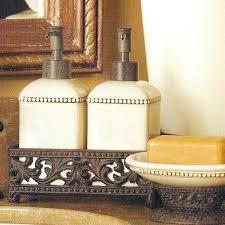 enjoyable bathroom accessories pieces collection set ideas