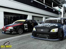 lexus racing wallpaper toca race driver wallpapers