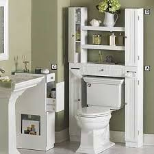 Bathroom Cabinet Above Toilet 44 Innovative Bathroom Storage Ideas To Organize Your