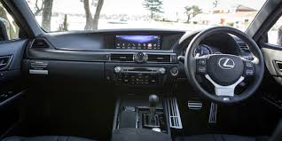 lexus gsf interior 2017 lexus gs f review caradvice