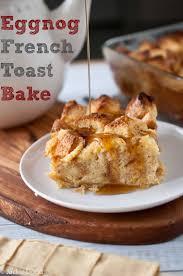 Southern Comfort Eggnog Vanilla Spice Egg Nog French Toast Bake