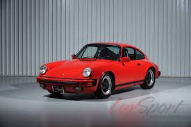 Porsche 911 Carrera - 1988 porsche 911 carrera coupe carrera stock 1988162 for sale
