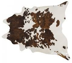 Cowhide Area Rugs Amazon Com Tricolor Brazilian Cowhide Rug Cow Hide Skin Leather