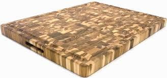 solid teak end grain butchers block chopping board 60cm x 45cm solid teak end grain butchers block chopping board