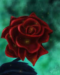 forever rose art amino