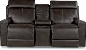 Loveseat Recliner With Console Contemporary Reclining Loveseat With Cupholders And Storage
