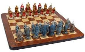 beautiful chess sets medieval chess sets
