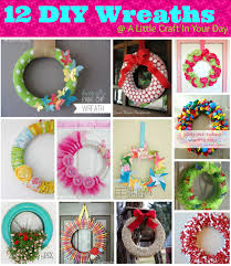 diy wreaths diy wreaths a craft in your day