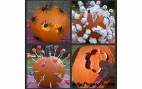 pumpkin decorating ideas for halloween youtube