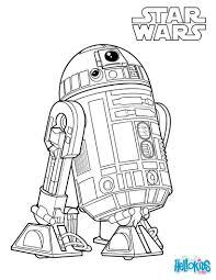 Coloriage R2d2 Et Bb8 C 3po Coloring Page More Star Wars Coloring