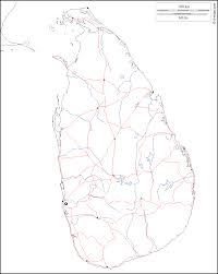 Asia Rivers Map by Sri Lanka Free Map Free Blank Map Free Outline Map Free Base