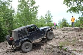 jeep jamboree 2017 other jeepers at the 20th drummond island jamboree crown jeep team