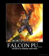 Falcon Punch Meme - captain falcon punch
