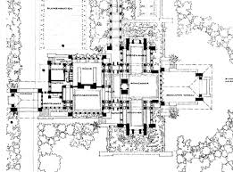 Frank Lloyd Wright Home And Studio Floor Plan Centred Peripheral And Dispersed Plan Types Architecture Design