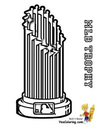 world series trophy clipart commercial use 73461 birthday coloring