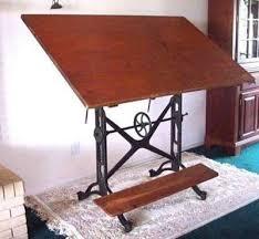 Keuffel Esser Drafting Table Fine Drafting Room Antiques