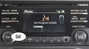 nissan rogue select 2015 2015 nissan rogue select making receiving and ending a call