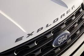 ford explorer package 2017 ford explorer gets xlt sport appearance package