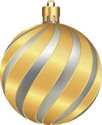 silver and gold ornament clip clip