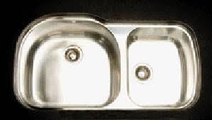 Oliveri U  Series Double Basin Undermount Kitchen Sink - Oliveri undermount kitchen sinks