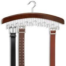 Closet Accessories Closet Accessories 12 Belt Hardwood Hanger