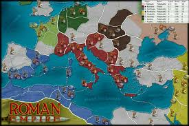 Roman Map Roman Empire Map