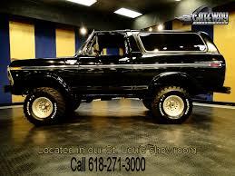 79 Ford Bronco Interior 1979 Ford Bronco Information And Photos Momentcar